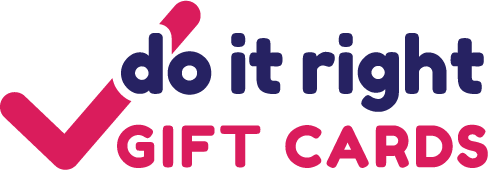 Do It Right Gift Cards Logo, doitrightgiftcards.com